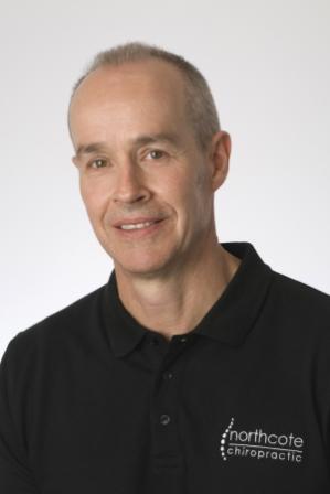 DR GREG CONLAN – CHIROPRACTOR